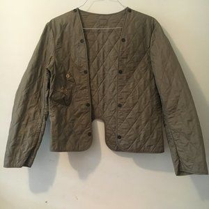 C.P. Company Men's Khaki Jacket